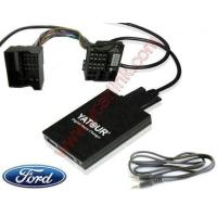 Buy cheap Digital CD USB SD AUX changer emulator adapter for new Ford quadlock 6000CD 6006CDC 5000C product