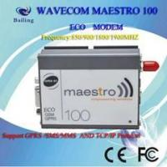 Bulto SMS Q24plus del módem del maestro 100 GSM/GPRS