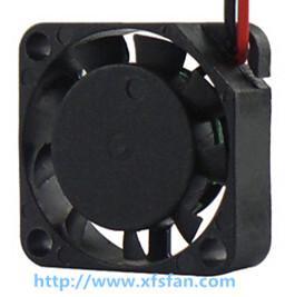Buy cheap ventilateur sans brosse en plastique DC2507 de noir de C.C du refroidisseur 5V/12V de 25*25*07mm UPS product
