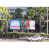 Buy cheap Outdoor P8 SMD Commercial LED Displays For Advertising LED Screen product