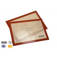 Buy cheap Professional Non Stick Silicone Baking Mat Reusable LFGB Grade product