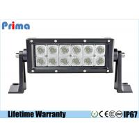 Buy cheap 7.5 Inch 36W LED Car Light Bar With Screws CREE Led Spot / Flood Beam product