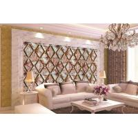 Buy cheap New design glass wall decorative panels / decorative wall mirror glass title product