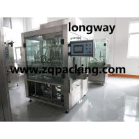 China Grape Seed Oil Filling Machine on sale