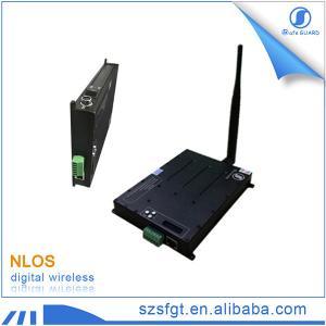 Buy cheap Module de radio de fréquence ultra-haute de VHF de vidéo de long terme d'émetteur-récepteur de lien de rf product