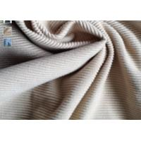 Buy cheap 100% Cotton solid dyed corduroy fabric for garment product