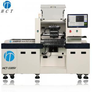 Semi-auto Pick & Place Machine Model No.: HCT-530