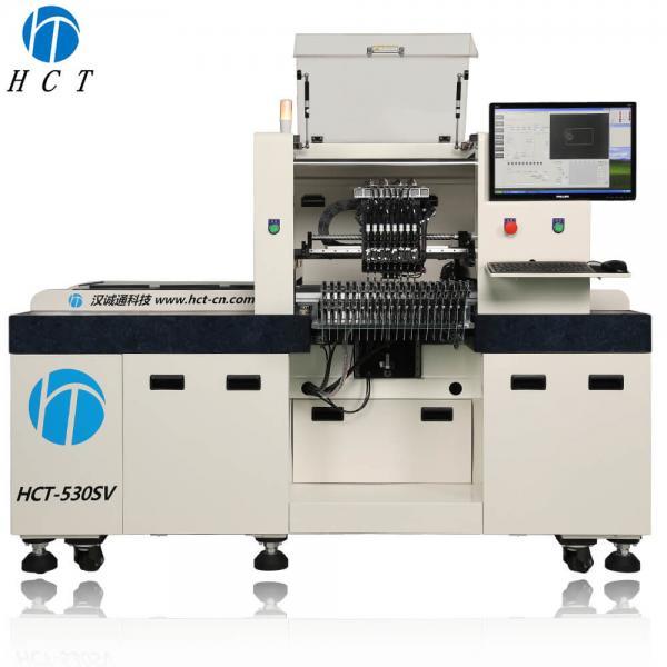 Quality Semi-auto Pick & Place Machine Model No.: HCT-530 for sale