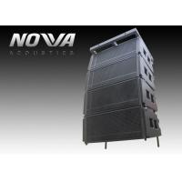"Buy cheap Double 10"" Line Array PA Speaker System Durable For Outdoor / Indoor product"