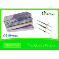 Buy cheap Deeper Wrinkle Folds Hyaluronic Acid Fillers/ Shaping Facial Contours 0.5-1.25mm Dermal Filler product