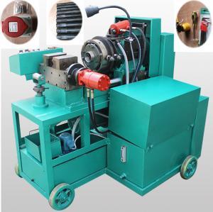 Steel Rebar Processing Screw Rolling Machine High Speed 1440 r/min