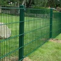 Buy cheap hedges garden fences/ Double wire fence product