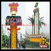 Buy cheap Amusement park equipment carnival rides manufacturers frog jumping ride product