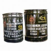Buy cheap Ferric Chloride with Strong Humidity product