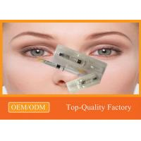 Buy cheap 1ml - 3ml Sodium Hyaluronic Acid Injection / Hyaluronic Acid Gel For Eye Surgery Viscoelastic product