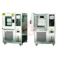 White Color High Low Temperature Chamber IEC 60068 For Testing Material Heat /