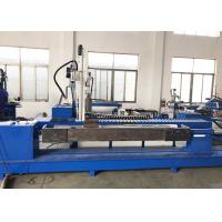 Quality Five - Axis Robotics Automatic Welding Machine For Hydraulic Oil Cylinder for sale
