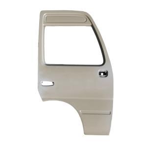 Buy cheap Silver Grey Color Metal RH Sheet Bus Body Parts Toyota Door Parts product