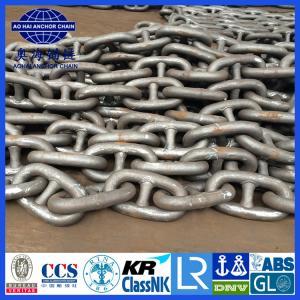 Buy cheap Anchor Chain, Marine Anchor chain, Ship Anchor chain, Anchor chain with KR LR BV NK ABS DNV CCS product