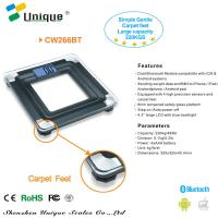 Buy cheap CW266  Bluetooth Precision Digital Bathroom Scale with Extra Large Backlight Display and C product