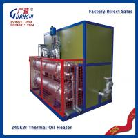 Buy cheap explosion proofing CE thermal oil heating system product