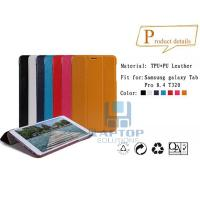 Buy cheap Hard Back Cover 8.4 inch Tablet PC Accessories , PU Leather Stand Case product