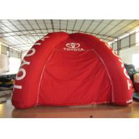 Buy cheap Dome Camping Inflatable Event Tent  7 X 3.5m Light Weight Enviroment - Friendly product