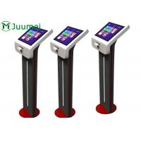 Buy cheap Wireless Queue Management Machine , Queue Management System With Digital Signage product