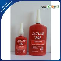 Buy cheap Easy Removable Thread Locking Adhesive Anaerobic Threadlocker 262 from wholesalers