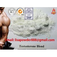 China Sustanon 250 Testosterone Blend Steroid Hormone Powder No Side Effects CAS 58-22-0 wholesale