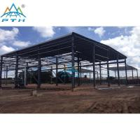 Buy cheap Steel Structure Workshop in Mozambique from wholesalers