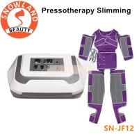 Buy cheap Top Quality Far Ingrared Pressotherapy Air Wave Pressure Body Detox Lymph Beauty Massage Slimming Machine product
