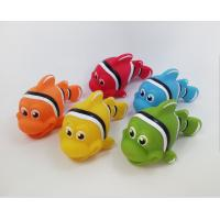 China Multi Color Floating Vinyl Finding Nemo Bath Toys For Baby Fun / Gifts on sale