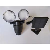 Buy cheap 24 SMD Solar LED Security Light , Cool White Double Pir Security Light from wholesalers