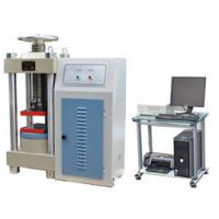 Buy cheap Computer Control Constant Loading 2000KN Compression Testing Machine product