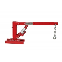 Buy cheap 360 Degree 500MM 1000Lbs Hitch Mounted Pickup Truck Crane product