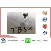 Buy cheap TB500 5 mg Synthetic Peptides Steroids powder to grow Muscle CAS NO 77591-33-4 product