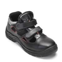 Buy cheap Safety Sandal Safety Shoes with Steel Toe and Steel Plate PU Outsole Rh701 product