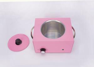 Buy cheap Colourful 2.5L big metal wax heater 2500ml capacity XL wax warmer 5 POUNDS 5.5LBS PINK WAX HEATER product