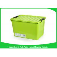 Buy cheap Light Weight Leakproof Clear Storage Boxes Moving Storage Long Service Life product
