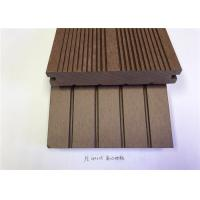 Buy cheap PVC / PE / Wood Plastic Composite Flooring Customized Length And Width For House product