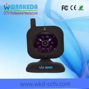 caméra d'IP de wifi pour l'assistance technique de surveillance Iphone, Android, JAVA etc.