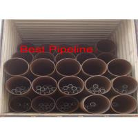 Buy cheap X52 Nace MR0175 Incoloy Pipe Steel API Spec 5L 2004 Specification For Line Pipe product