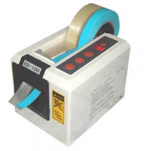 Buy cheap 自動テフロン テープ ディスペンサーED-100の電気セロハンのテープ カッター機械 product