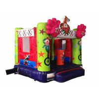Buy cheap Classic inflatable clown jump bouncer simple kids inflatable bounce house for child under 7 years product