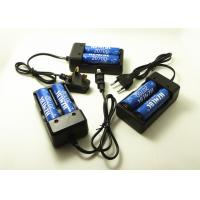 Buy cheap 26650 Cells 2 A 3.7 V  Li Ion Battery Charger For Vapor Cigarette Compact Design product