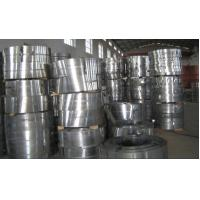 Buy cheap Q195 Narrow Hot Dipped Galvanized Steel Strip SPCC DX51D+Z Passivated / Chromated product