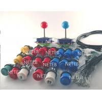 Buy cheap 2 Player Arcade Bundle Kit with Standard Buttons,2 joysticks and 20 american buttons product