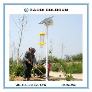 Buy cheap Insecte solaire killerJS-TDJ-02H-Z-15W product