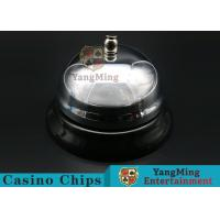 Buy cheap Casino DedicatedStainless SteelCallBell For Casino Poker Table Games product
